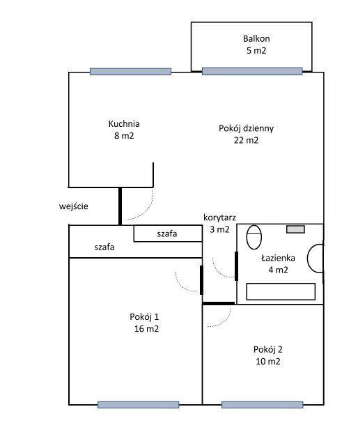 Mieszkanie z garażem - atrakcyjna lokalizacja