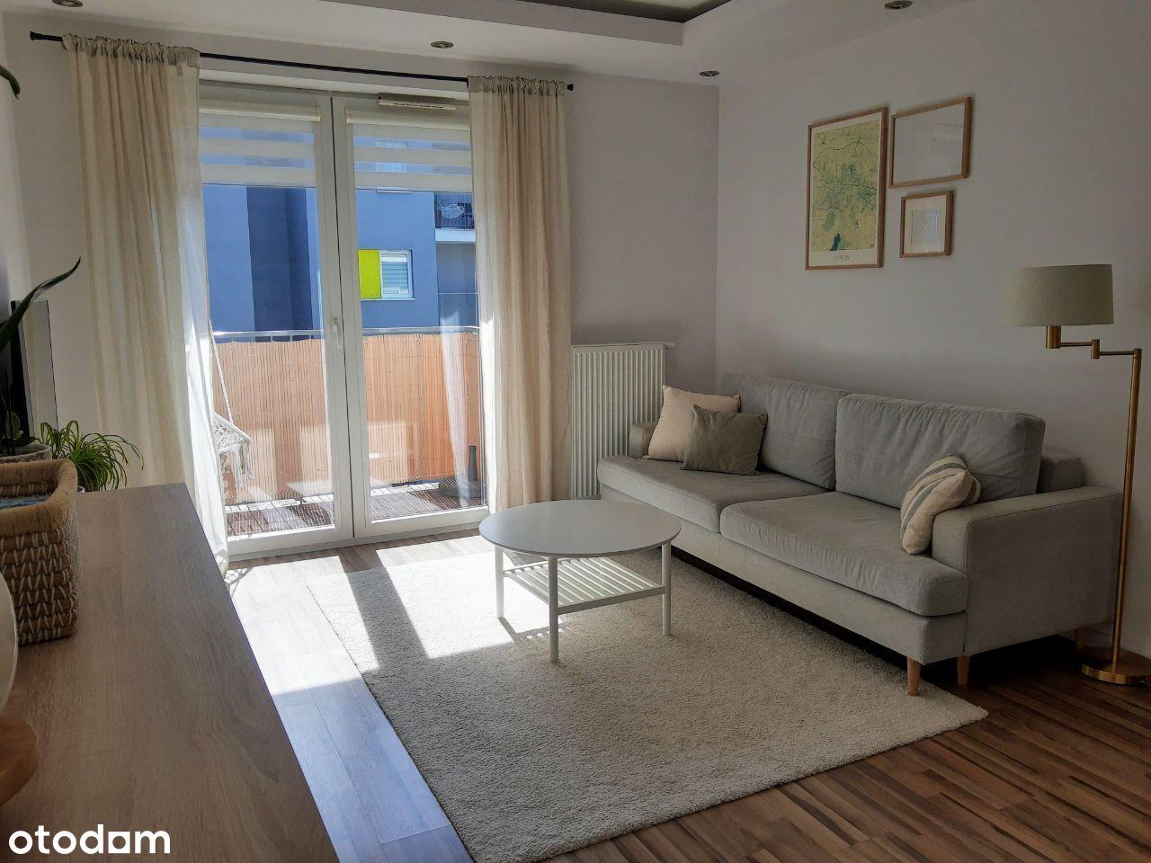 Mieszkanie 49,37 m2, na zielonym osiedlu