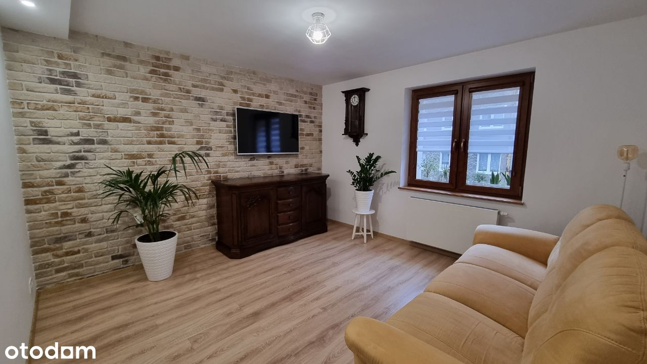 3 pokoje + garaż, 55 m2, Nowe Miasto