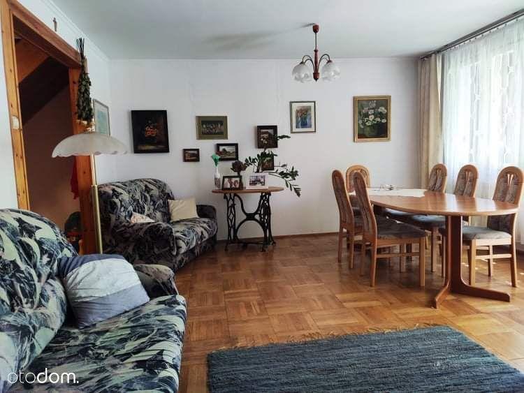 Piętrowy dom, 120m2 pow. użytkowej, centrum