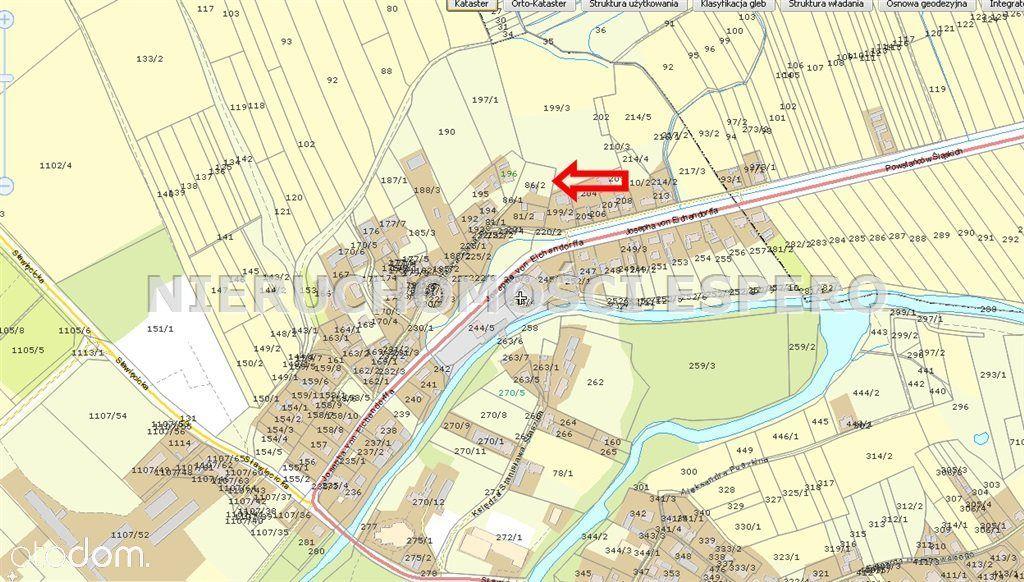 Działka, 1 944 m², Kędzierzyn-Koźle