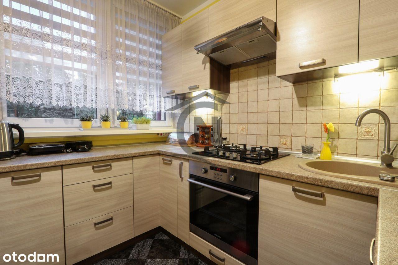 Dwupokojowe mieszkanie, na parterze - KOPERNIK