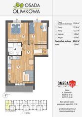 Duże trzypokojowe mieszkanie Smolec! 63m2