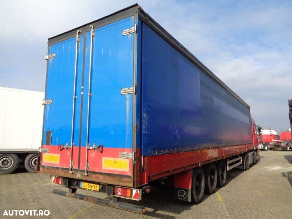 Pacton 3 Axle + 3 In stock - 7