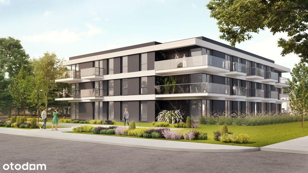 NOWE Mieszkanie 3-pokojowe z Tarasem 54,27m2 2.10