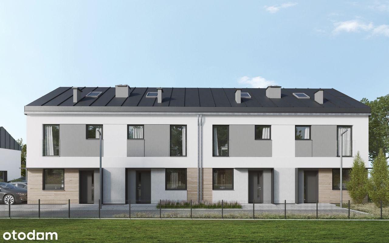 Dom w zabudowie szeregowej - lokal D1