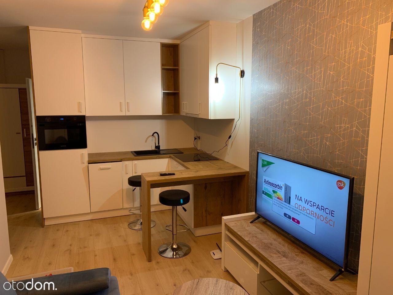 Wynajmę mieszkanie 32 m2 - Pokoje ul. Węgrzyna 12