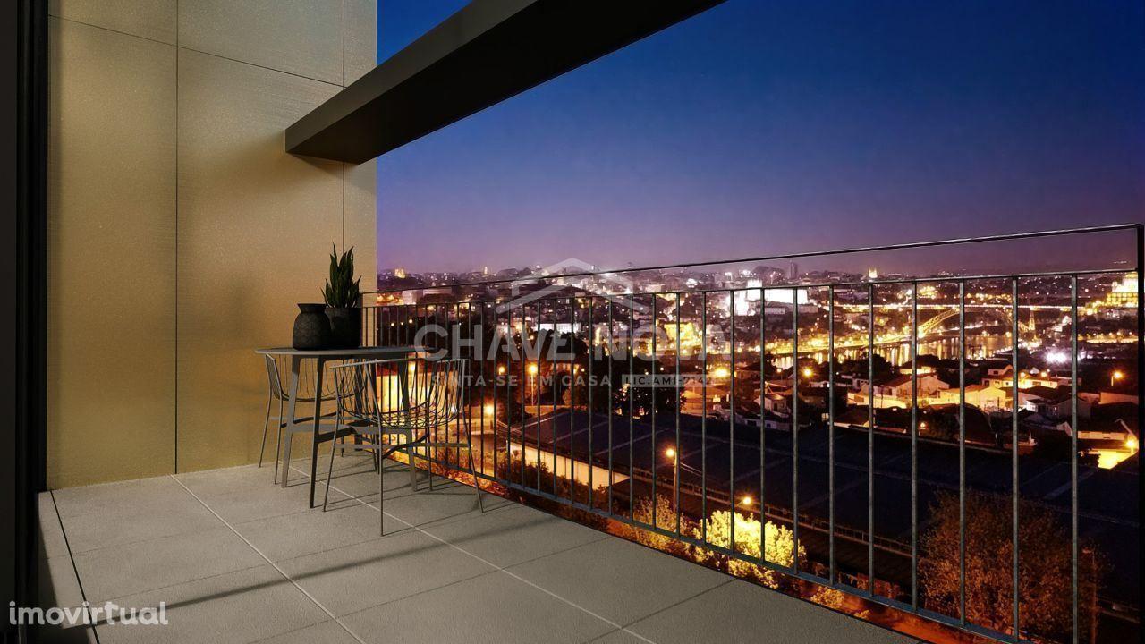 Apartamento T2 - Gaia (Douro Tower)