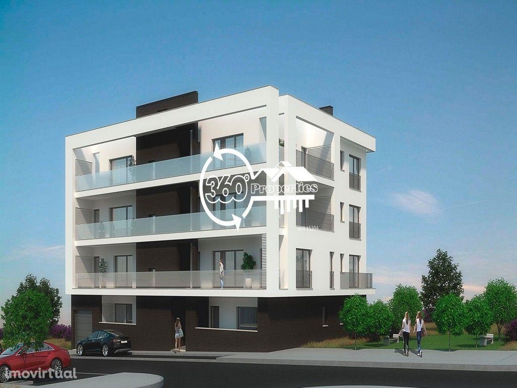 Apartamento T3 em Olhão, com garagem e arrecadação