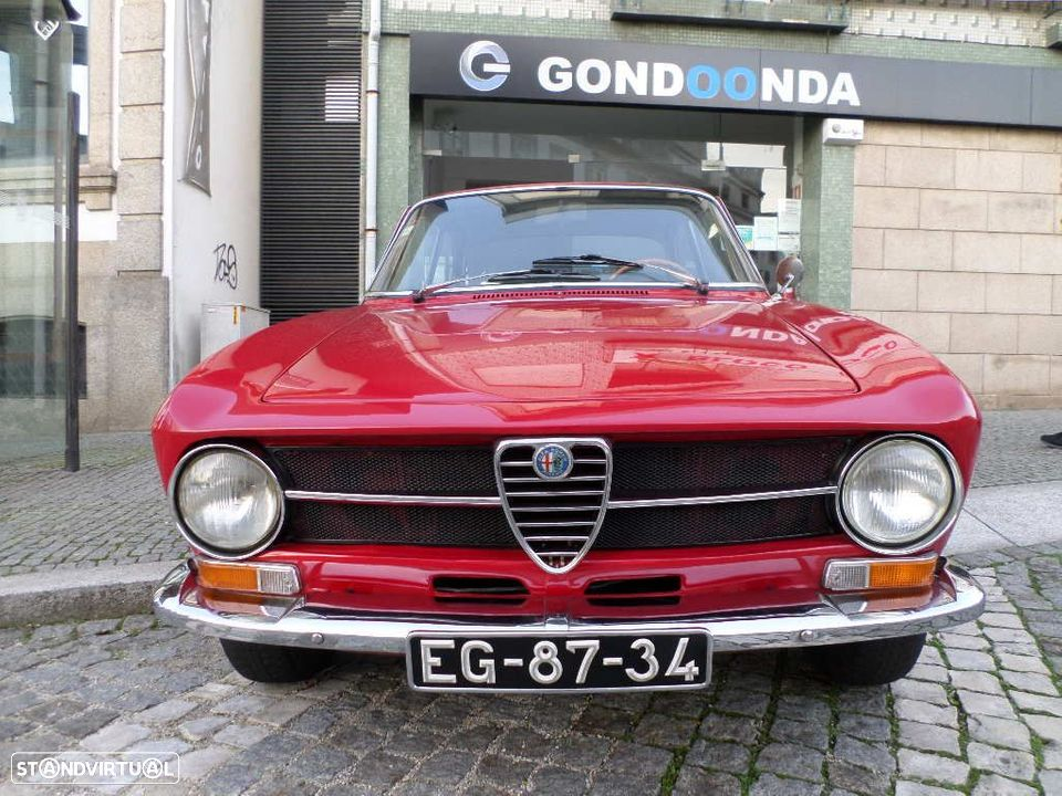 Alfa Romeo GT JUNIOR 1300 - 2