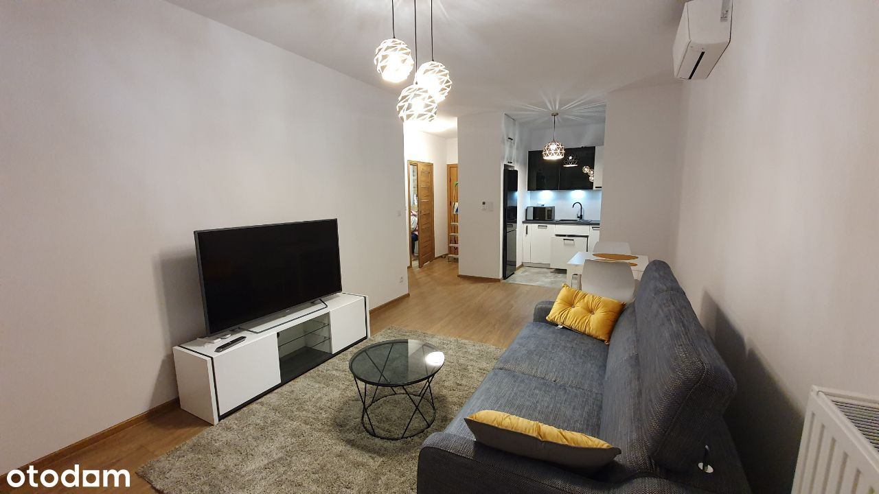 Mieszkanie 2 pokojowe 45.5m2 NowePtasie