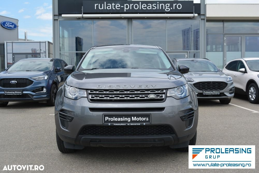 Land Rover Discovery Sport - 4