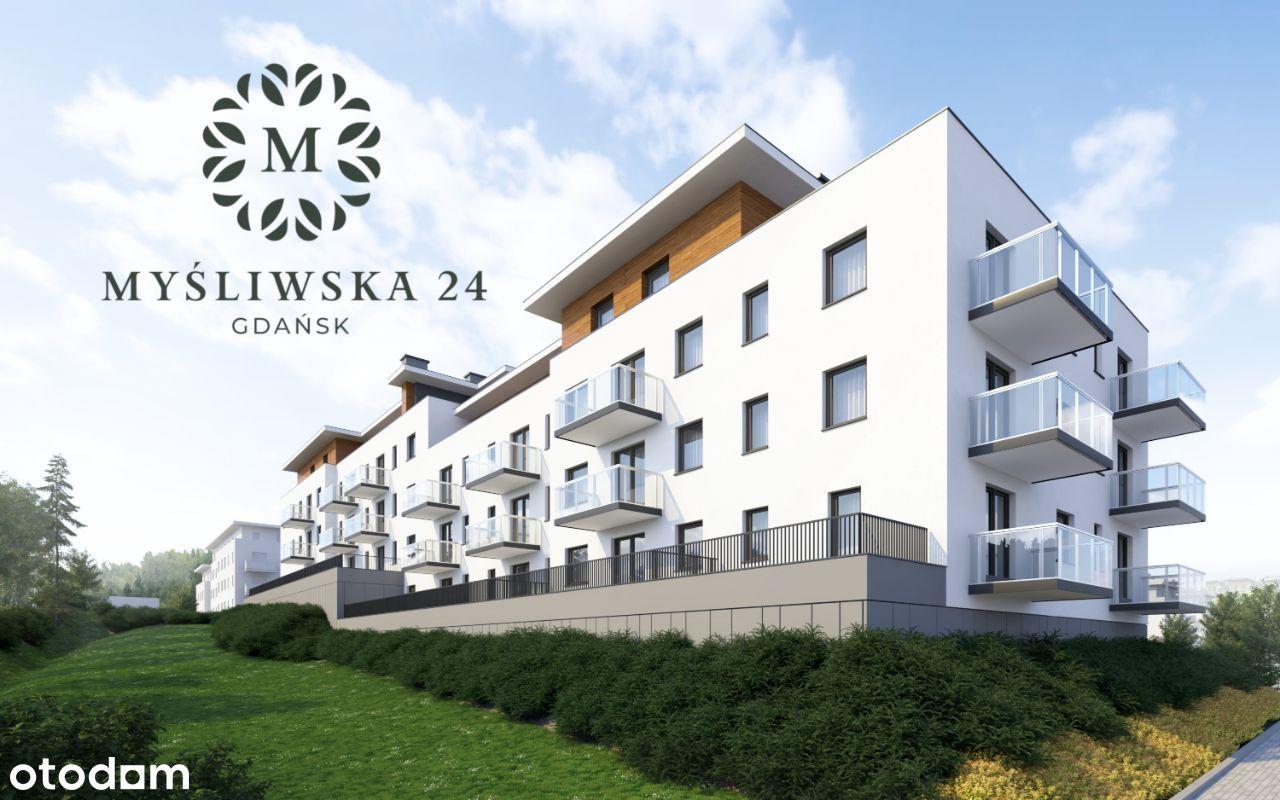 Myśliwska 24