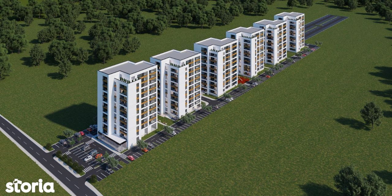 Tower Residence Soseaua Salaj nr. 315-323 Sector 5 Direct Dezvoltator