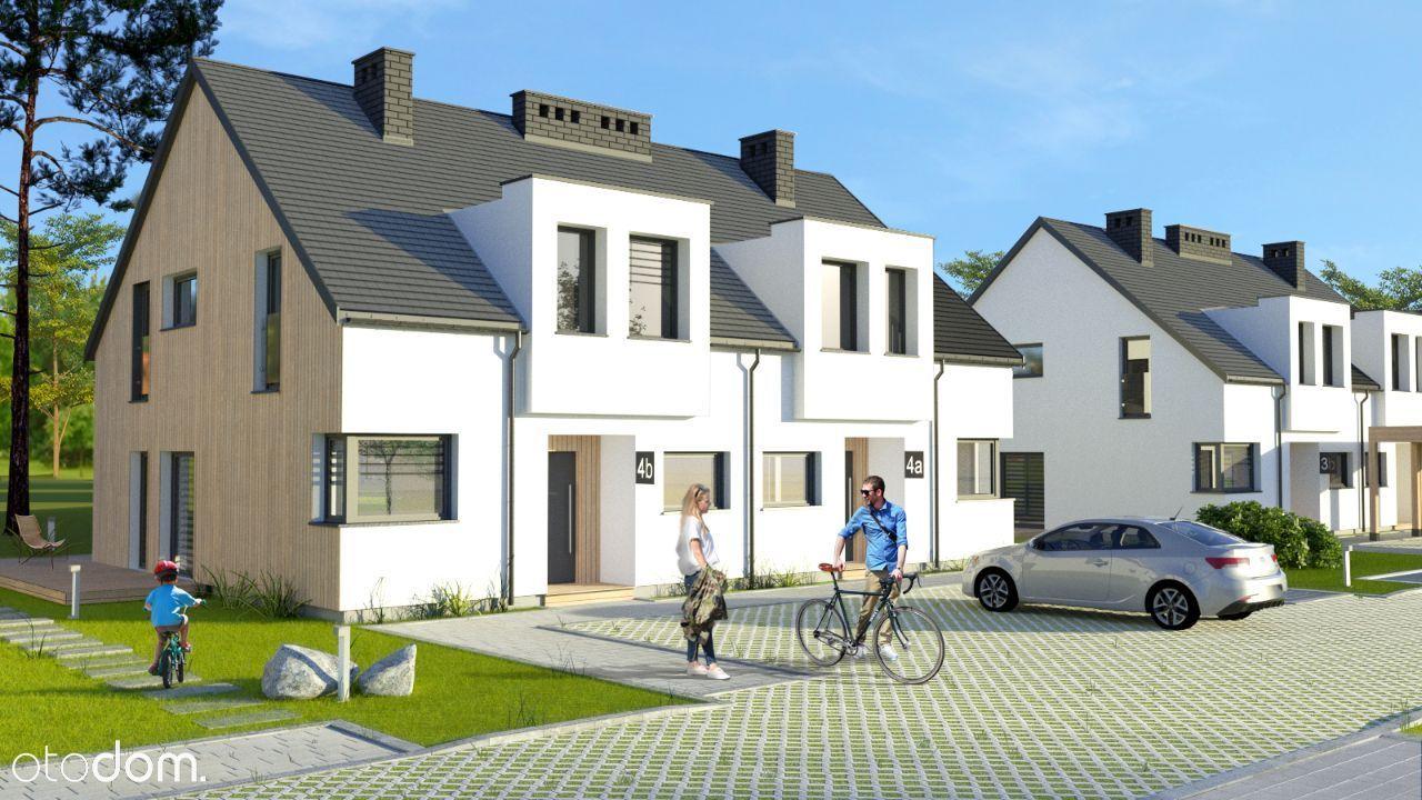 Dom w Siadle Dolnym - na nowym osiedlu Tarasy Odry