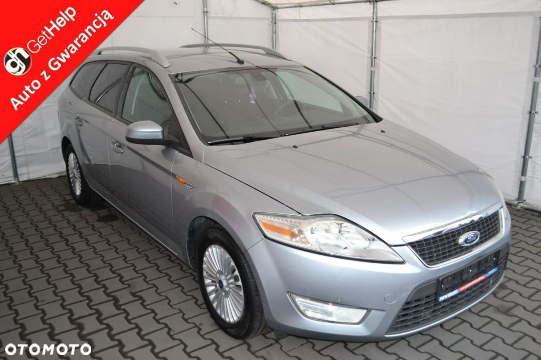 Ford Mondeo Ford Mondeo Mk4 // 2008 R // Tempomat // 4x El. Szyby - 1