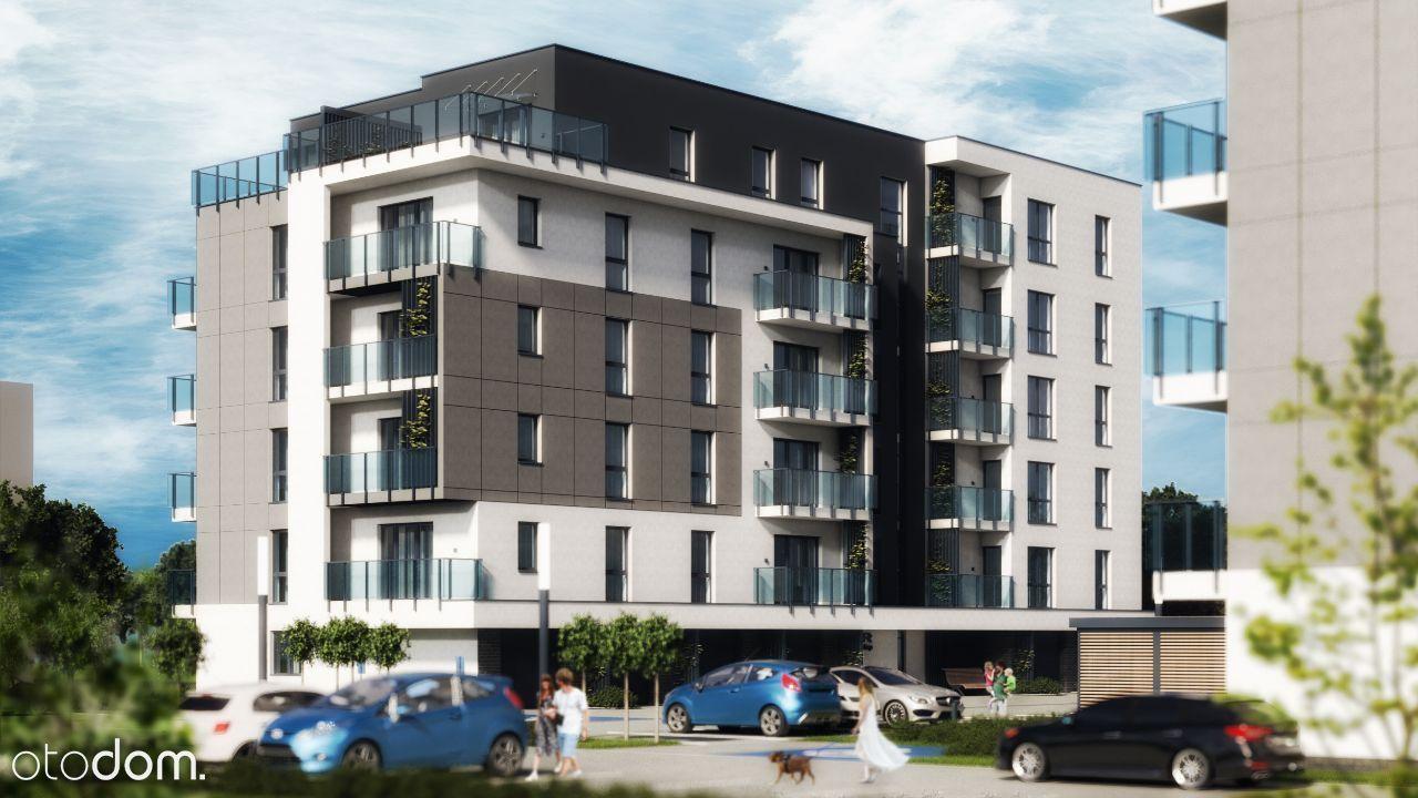 Nowa inwestycja - Apartamenty Park Zagórski ETAP I
