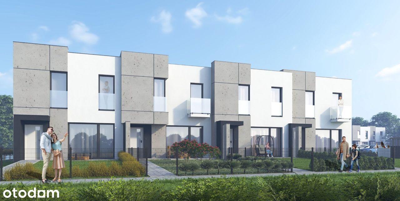 Okólna II ETAP   B5 3pok. 66 m²   ogródek 188 m²