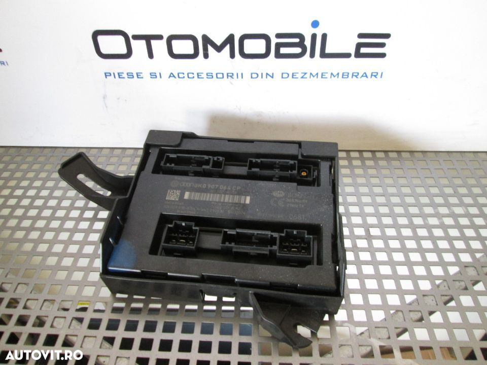 Calculator confort Audi Q5 2.0 TDI: 8k0907064CP [Fabr 2008-2016] - 1