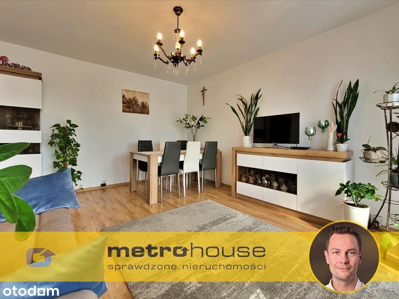 Wygodne i przestronne mieszkanie w Ostrołęce