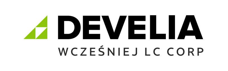 DEVELIA S.A.   (wcześniej LC Corp S.A.)