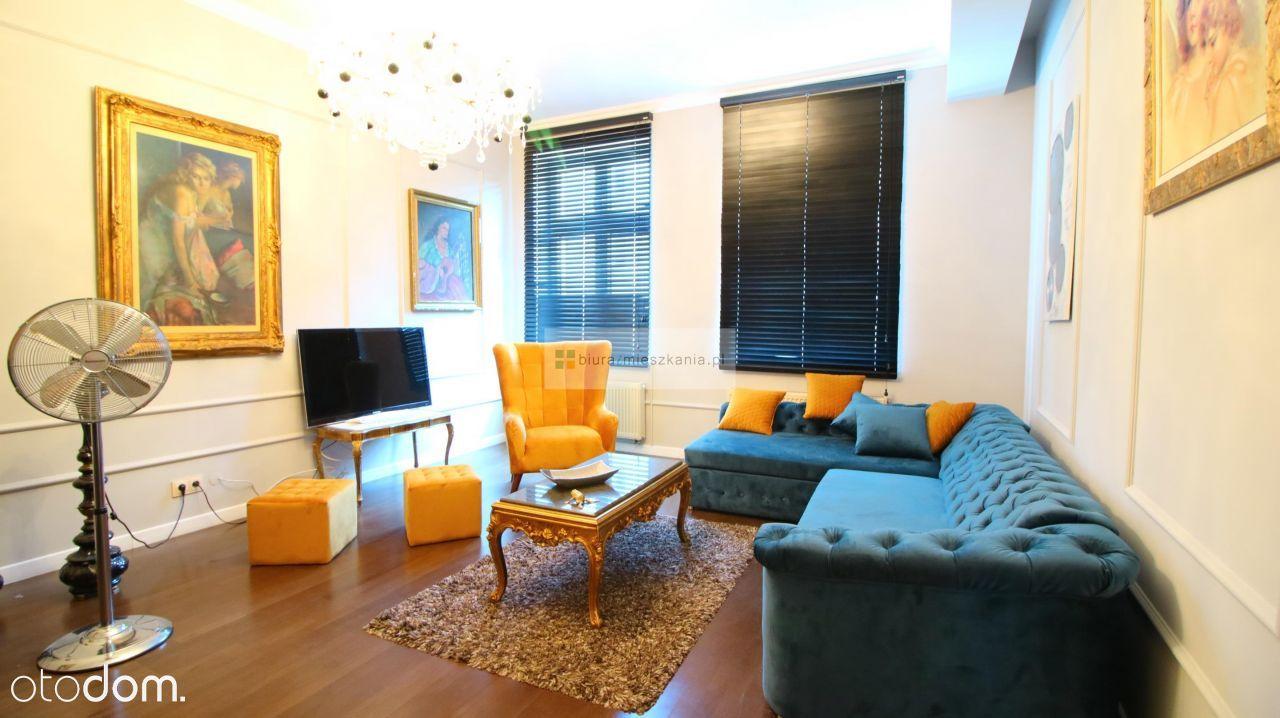 Gustowne, klimatyczne mieszkanie 83 m2, 2 pokoje