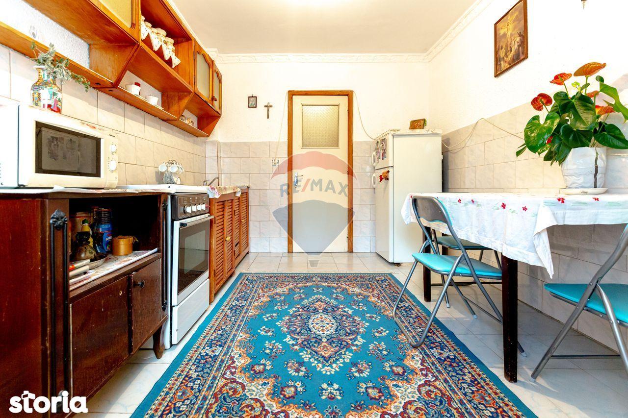 Apartament 3 camere decomandat str. Ardealului