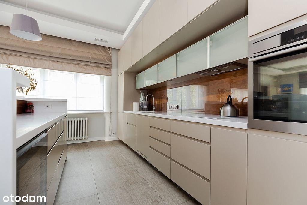 Mieszkanie, 132 m², Warszawa