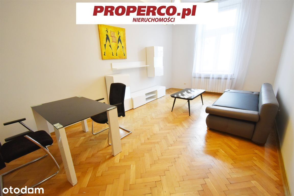 2 pok., 61,4 m2, Centrum, ul. Sienkiewicza