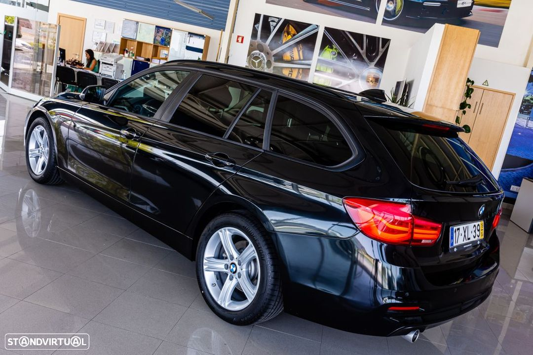BMW 318 d Touring Ultimate Auto - 33