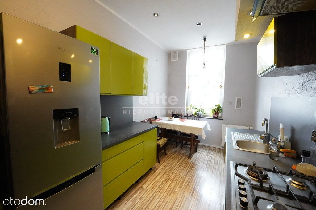 Centrum - Pogodno, mieszkanie 3 pokojowe z piwnicą