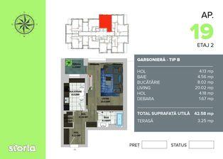 Valcom Residence, Garsoniera, Comision 0%