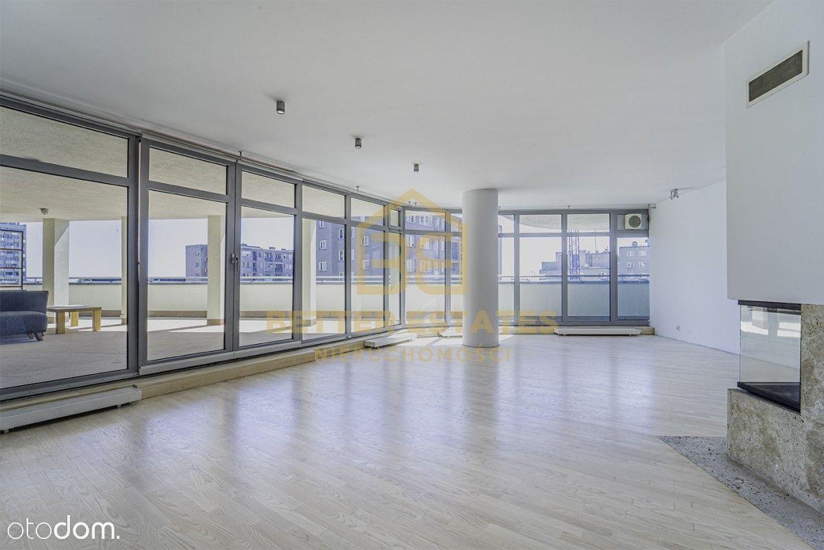 Apartament Powiśle 192m2 wyjątkowy taras 100m2