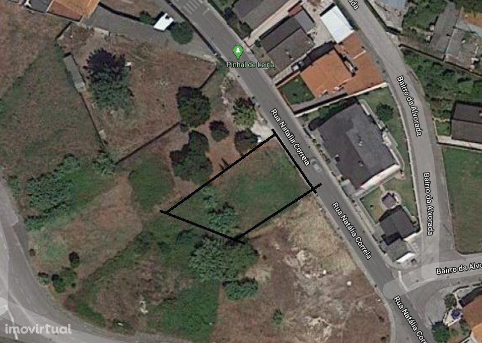 Terreno com 640 m2