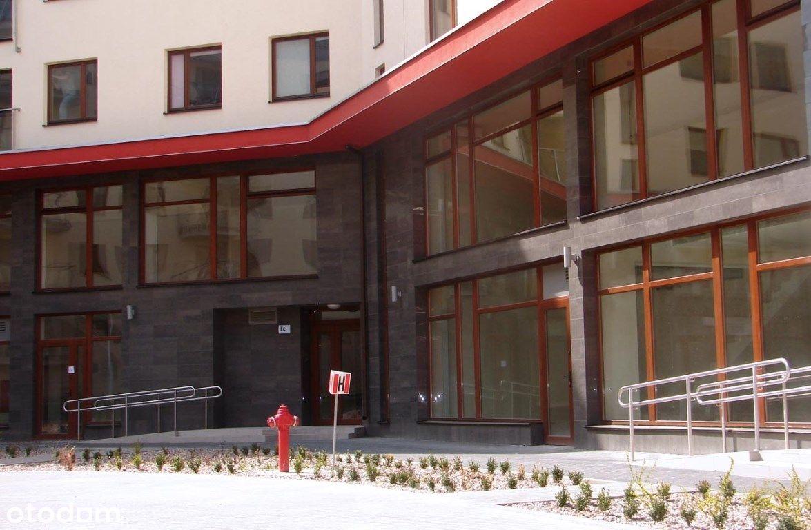 Lokal na Krzykach przy ul.Przyjażni