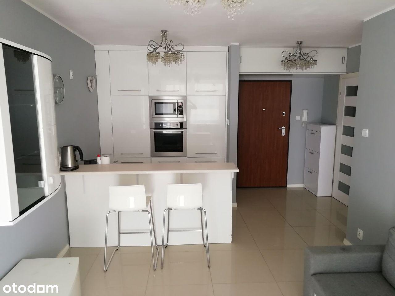 Dwupokojowe mieszkanie o pow. 34,98 m2 na JPII