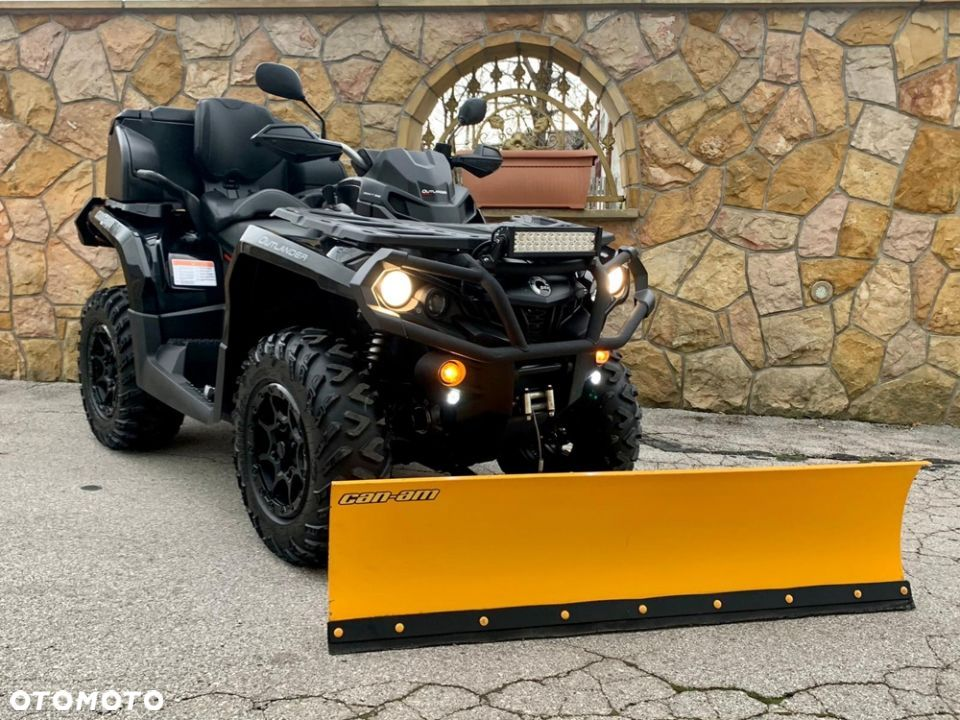Can-Am Outlander Max Jak nowy - 1
