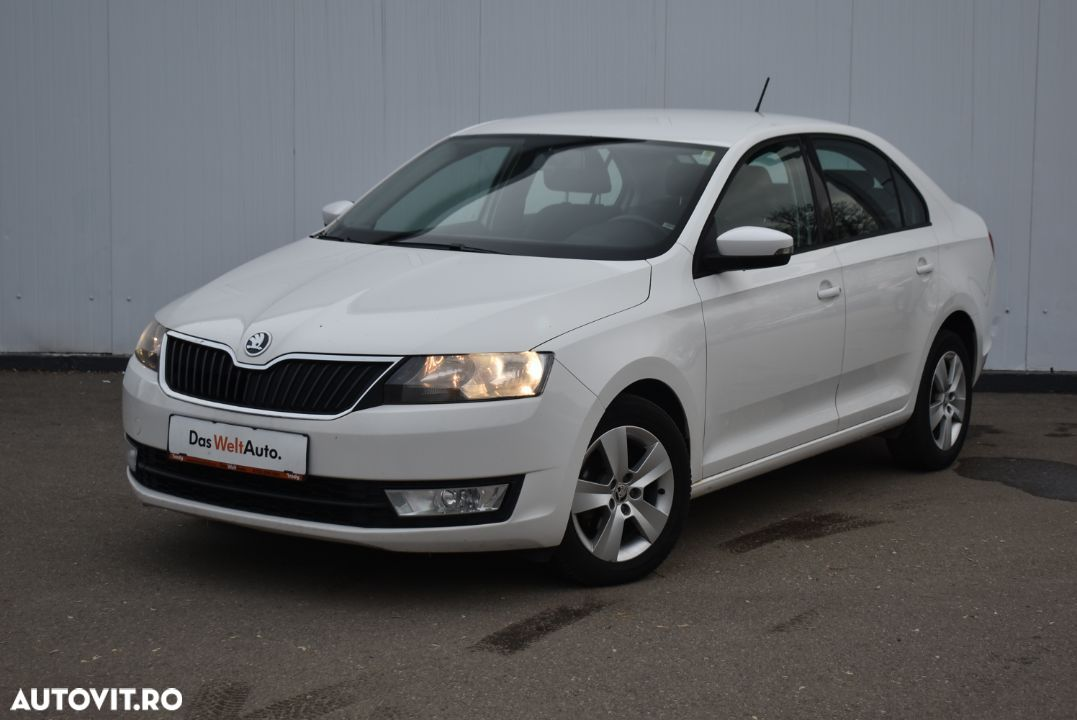 Skoda RAPID Spaceback - 2