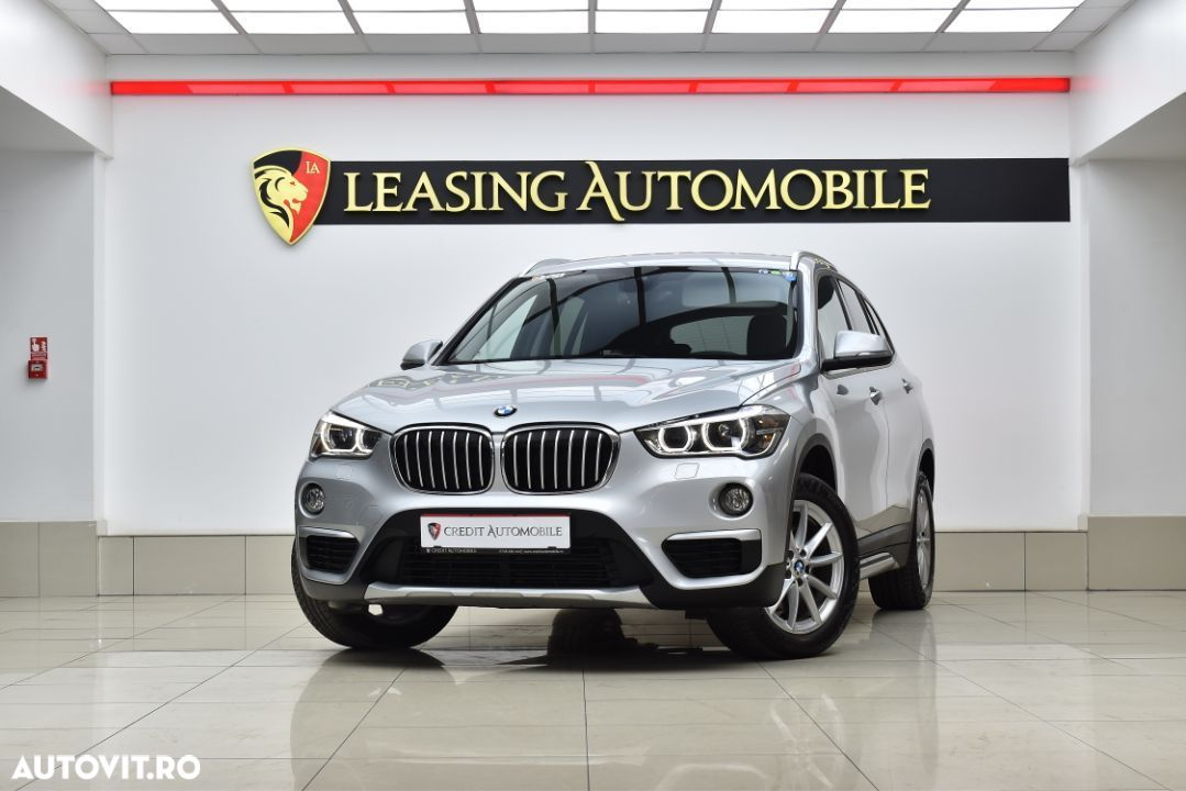 BMW X1 sDrive18d - 1