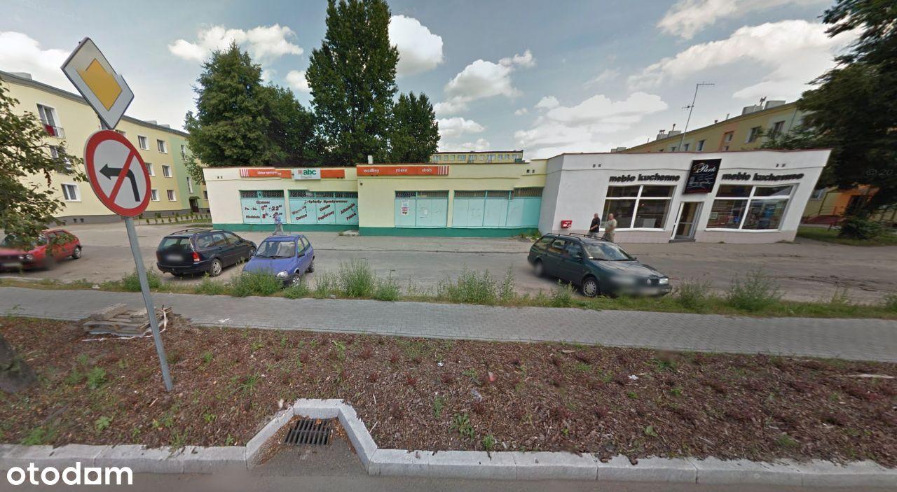 Budynek handlowo usługowy Grudziądz ul. Parkowa 37