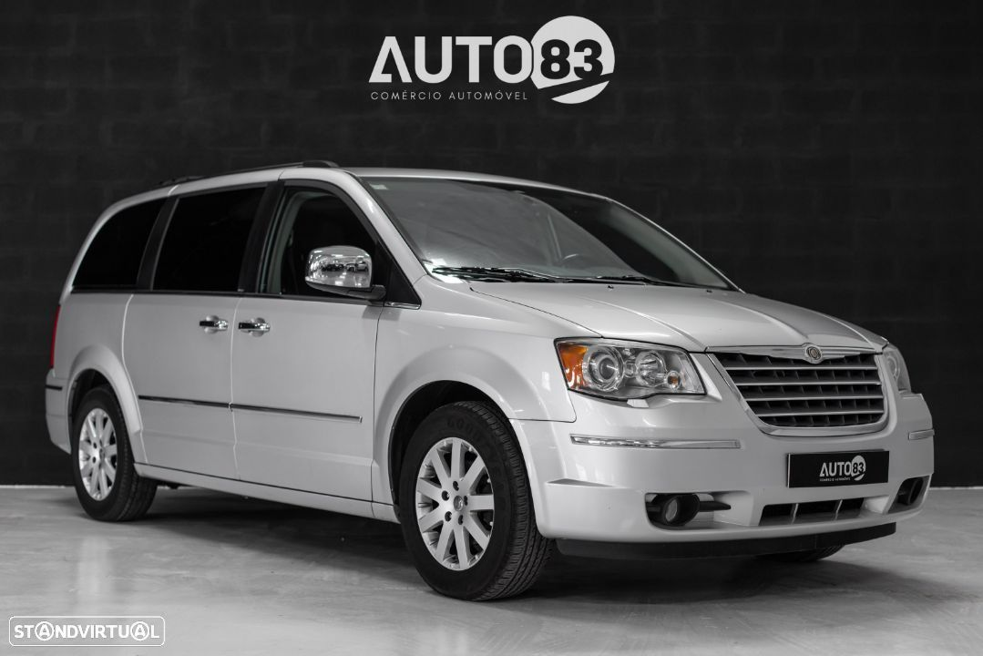 Chrysler Grand Voyager 2.8 CRD ATX Limit. Stow Go - 26