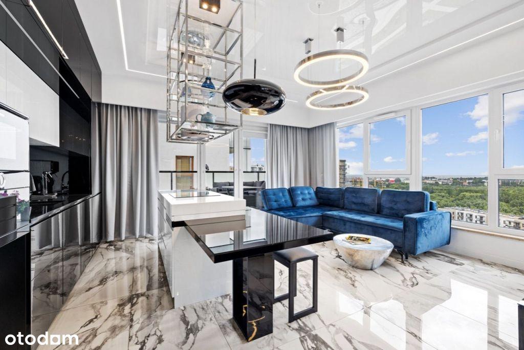 Luksusowo wykończony Apartament ! Widok na morze