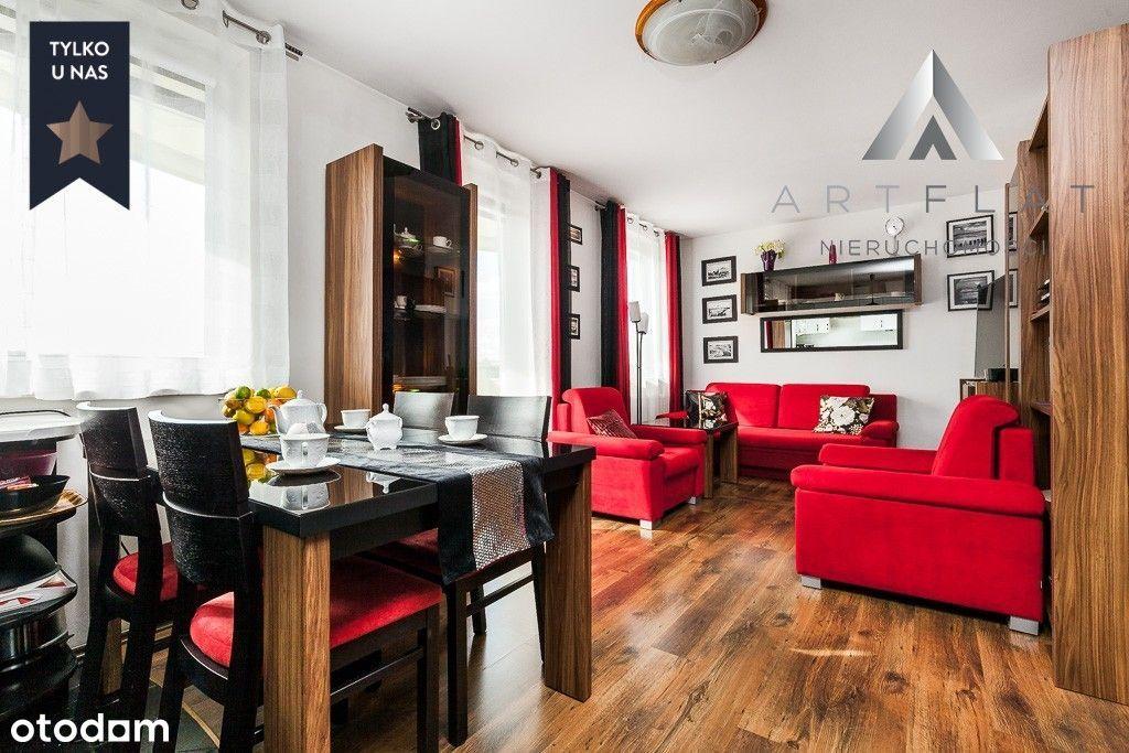 Funkcjonalne mieszkanie 2 pokojowe Gdynia Witomino