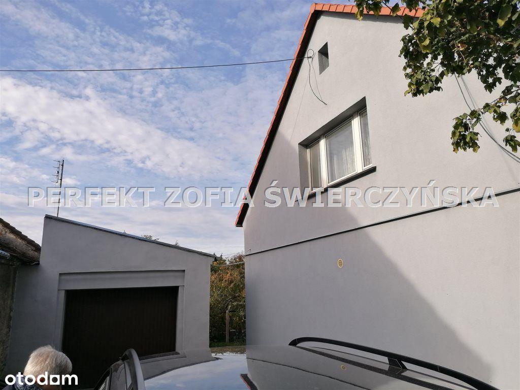 Okazja! 70M2 , 2 pokoje,garaż,500m2 ogródek