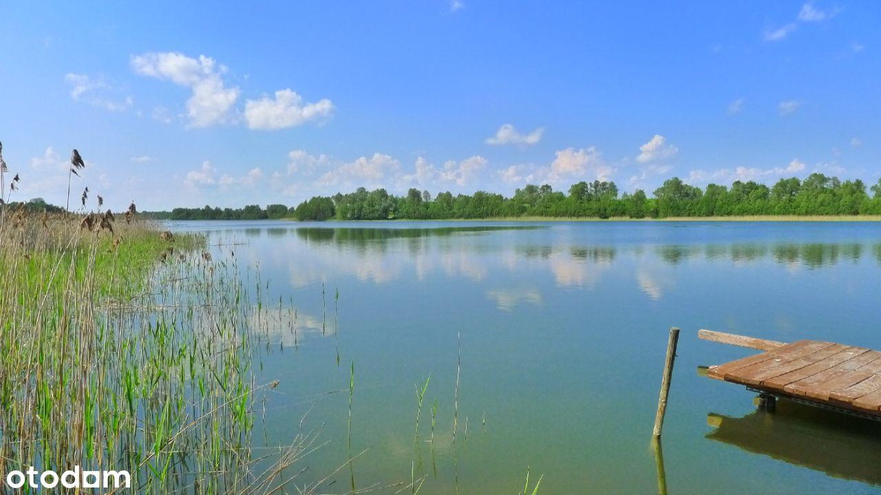 Filipów - działka koło jeziora