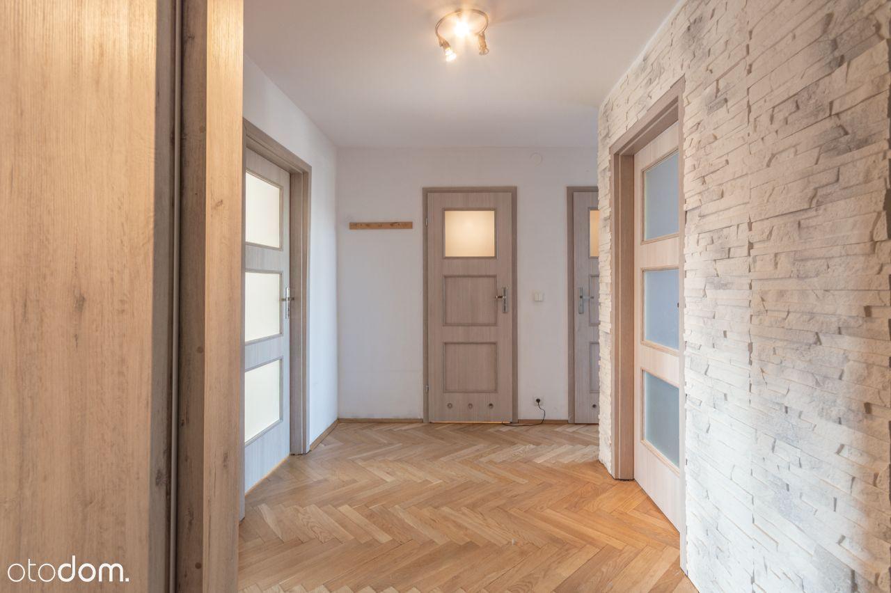 Mieszkanie 3-pok | II p | 61 m2 | Rozkład | Loggia