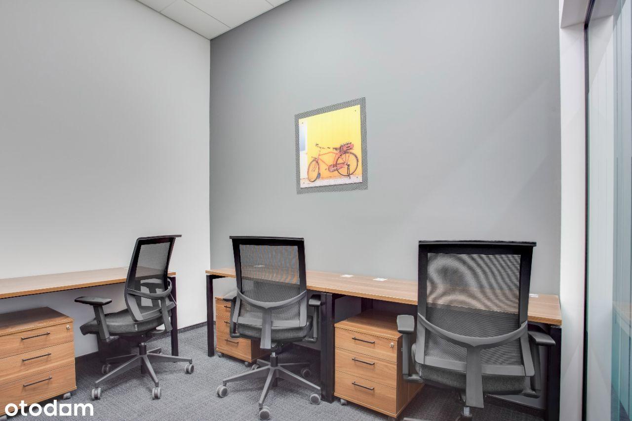 Biura 3-4 przestrzeni do pracy - Fabryka Kart