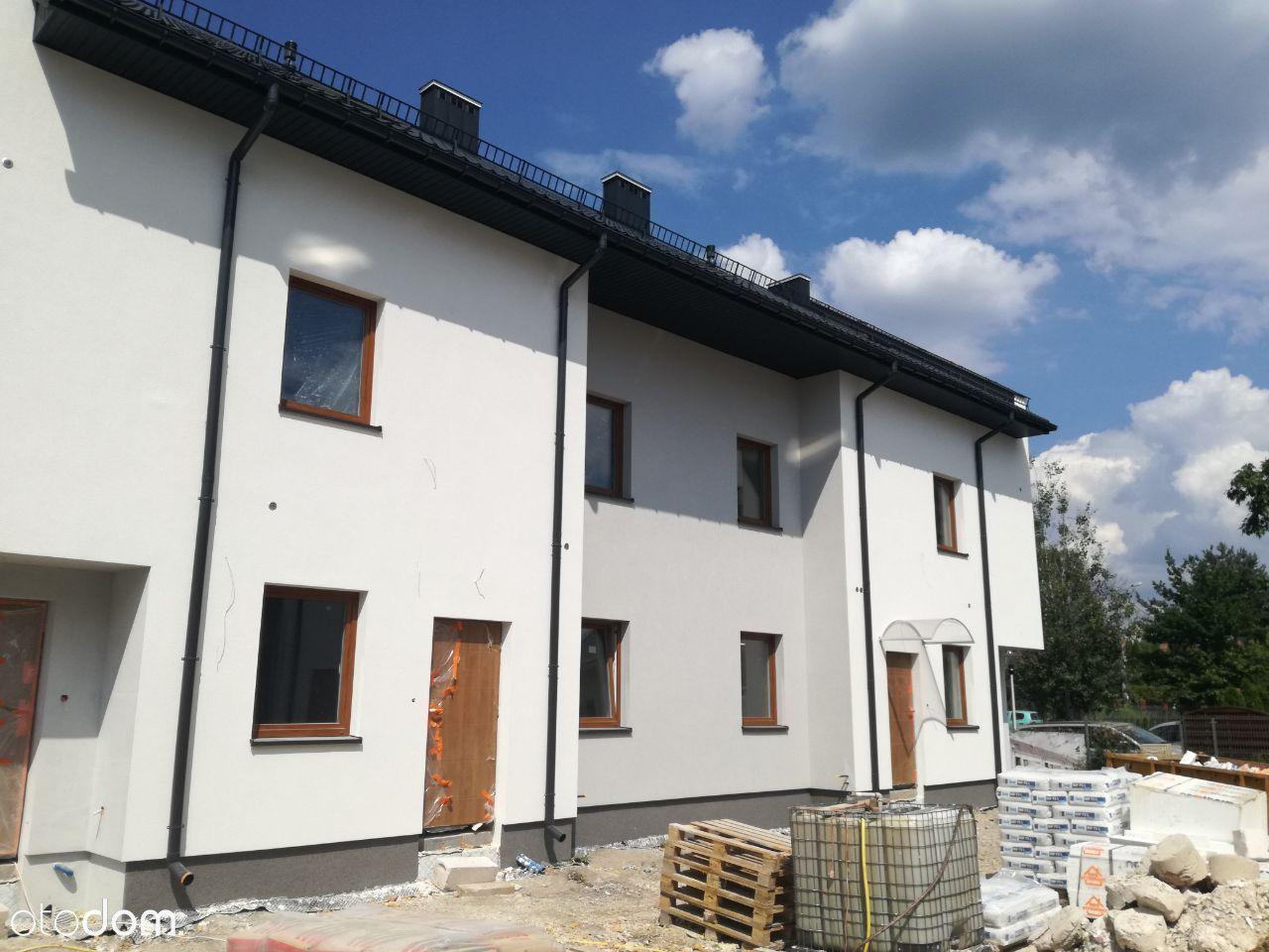 4 pokoje mieszkania w Kobyłce + ogródek BEZPOŚRED.