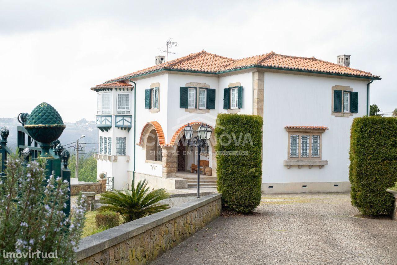 AP-Quinta com Capela, 59.100 m2. Olv. Azemeis