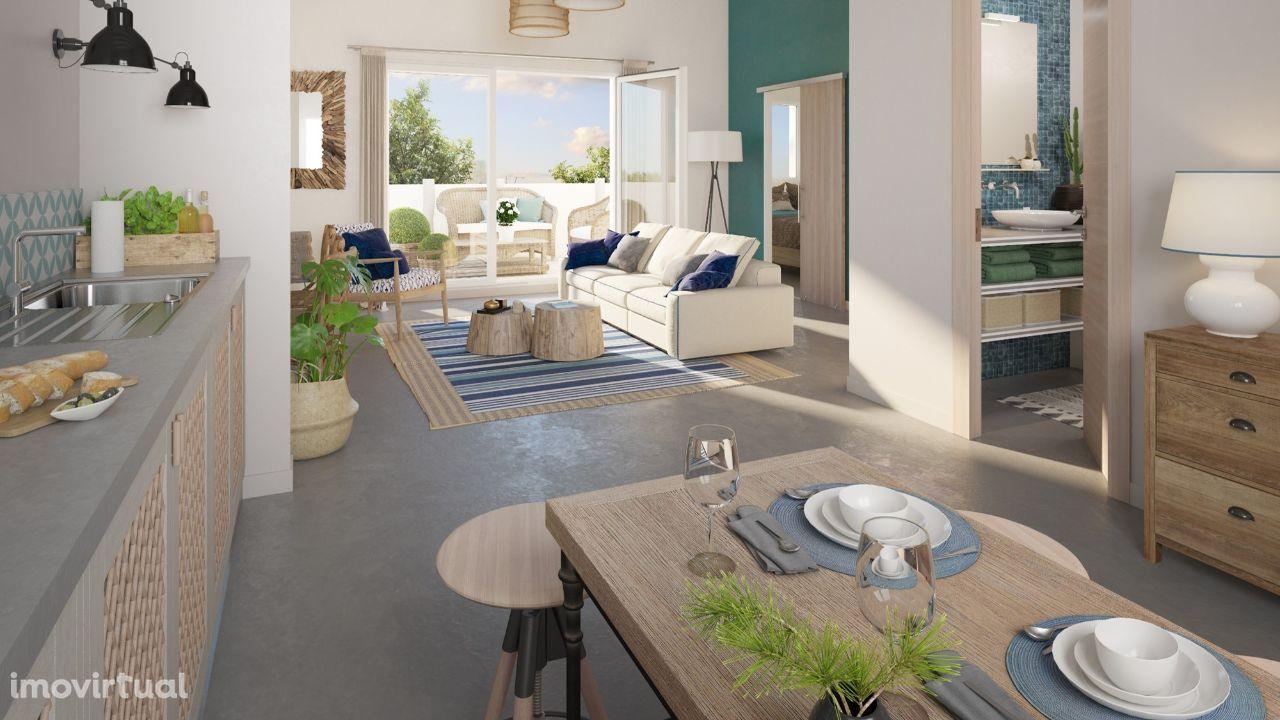 Moradia T3 de Luxo com Jardim e Piscina